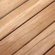 Brown wood texture with natural patterns — Stock Photo #6660352