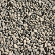 Grey stones  as a background - Stock Photo