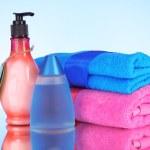 A set of bath cosmetics — Stock Photo #6662142