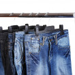 Jeans - Foto Stock