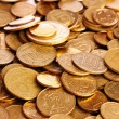 Golden coins — Stock Photo #6668735