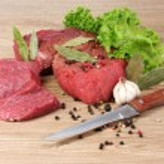 Raw meat — Stock Photo #6669119