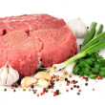 Raw meat — Stock Photo #6669139