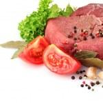 Raw meat — Stock Photo #6669149