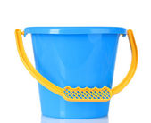 Baby toy bucket — Stock fotografie