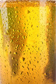 Cup of beer closeup — Stock Photo