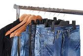 牛仔裤 — 图库照片