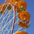 Ferris wheel — Stock Photo #6676336