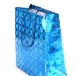 bolso de compras aislada sobre fondo blanco — Foto de Stock   #6676343