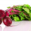 Beetroot isolated on white — Stock Photo #6676479