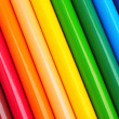 Royalty-Free Stock Photo: Color pencils as   background