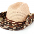 Hat isolated on white — Stock Photo #6677376