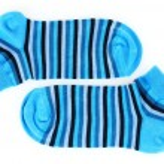Striped socks — Stock Photo #6677594