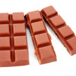 Stock Photo: Chocolate bars