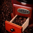 Coffee Grinder — Stock Photo #6679934
