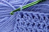 Crochet — Stock Photo