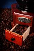 咖啡研磨机 — 图库照片