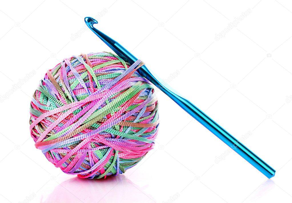 Клубок для вязания крючком 67