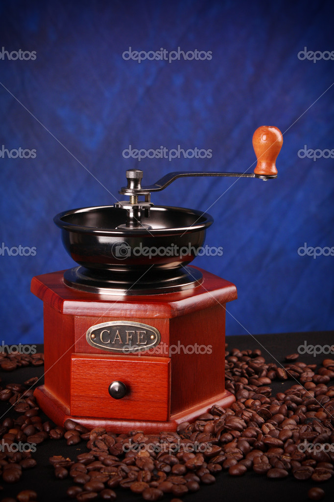 Coffee Grinder — Stock Photo #6679931