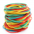Stock Photo: Rubber band
