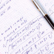 Mathematical calculation — Stock Photo #6680366