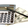 Calculation of financial growth and investment — Stock Photo #6685753