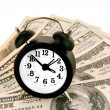 Time is money concept — Stock Photo #6685859