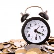 Time is money concept — Stock Photo #6685912