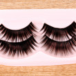 Stockfoto: False lashes