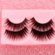 False lashes — 图库照片
