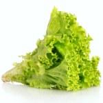 Lettuce isolated on white — Stock Photo #6711070