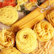 Постер, плакат: Pasta and spices