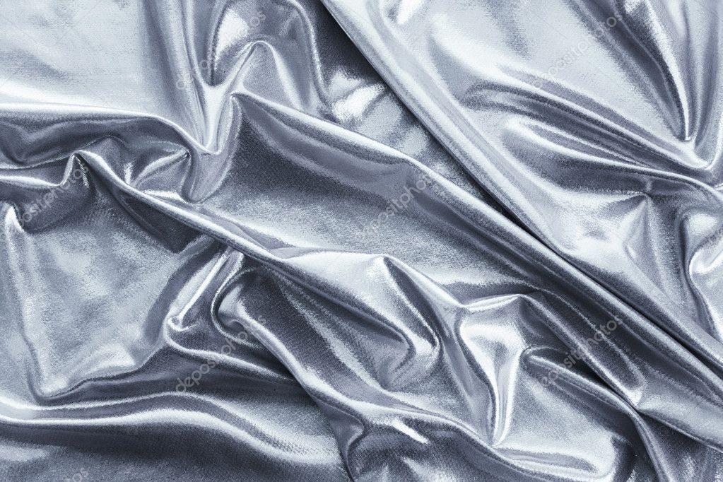 Elegant soft grey satin texture — Stock Photo #6711817