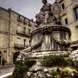 Stock Photo: Ancient statue in Montpellier