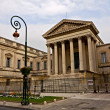 Stock Photo: Palais de Justice, Montpellier, France