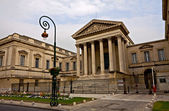 Palais de Justice, Montpellier, France — Stock Photo
