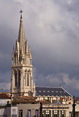 Cathedral Saint Anne, Montpellier, France — Foto Stock