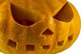 Halloween jack-o-lantern — Stock Photo