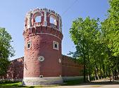 Antik sur, moskova kulesi — Stok fotoğraf