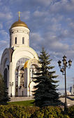 St. George's Church, Moscow — Stock Photo