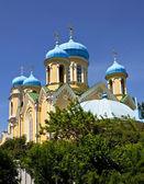 Cattedrale di santo nikolay — Foto Stock