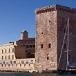 Stock Photo: Fort Saint-Jean, Marseille
