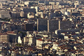 View of Marseille from hill — Stock Photo