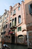 Residential house in Venice — Stock Photo
