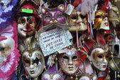 Souvenir shop in Venice — Stock Photo