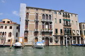 Building in the historic part of Venice — Stock Photo