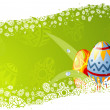 Easter frame — Stock Photo #6641959
