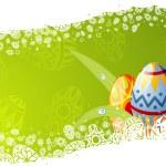 Easter frame — Stock Photo #6641959