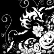 Halloween background — Stock Vector #6697684