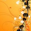 Abstract halloween background — Stock Vector #6697706
